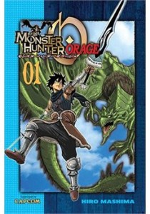 Monster-Hunter-Orage-Volume-1